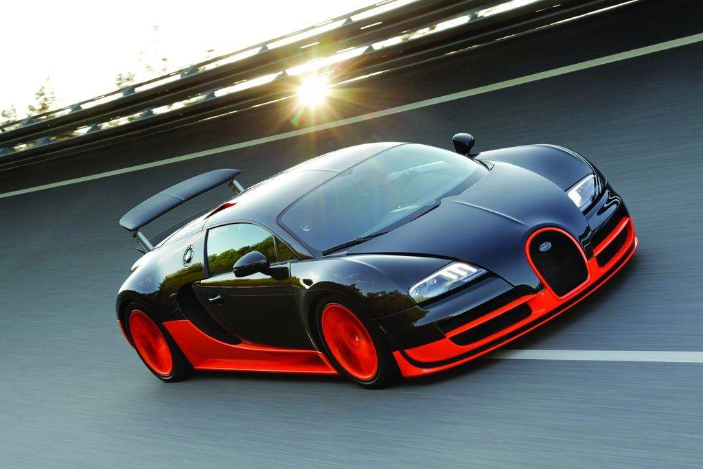 W24 Engine Bugatti 2011 Bugatti Veyron Super