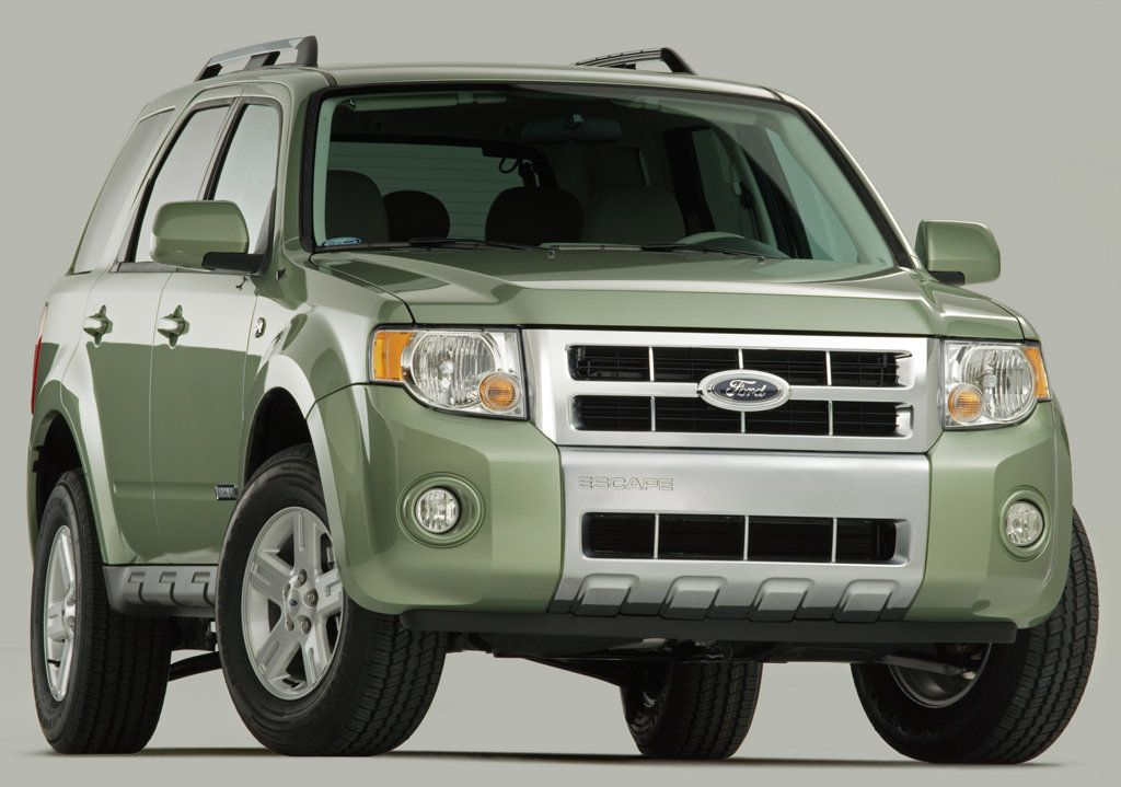 2011 ford escape hybrid review specs pictures price mpg. Black Bedroom Furniture Sets. Home Design Ideas