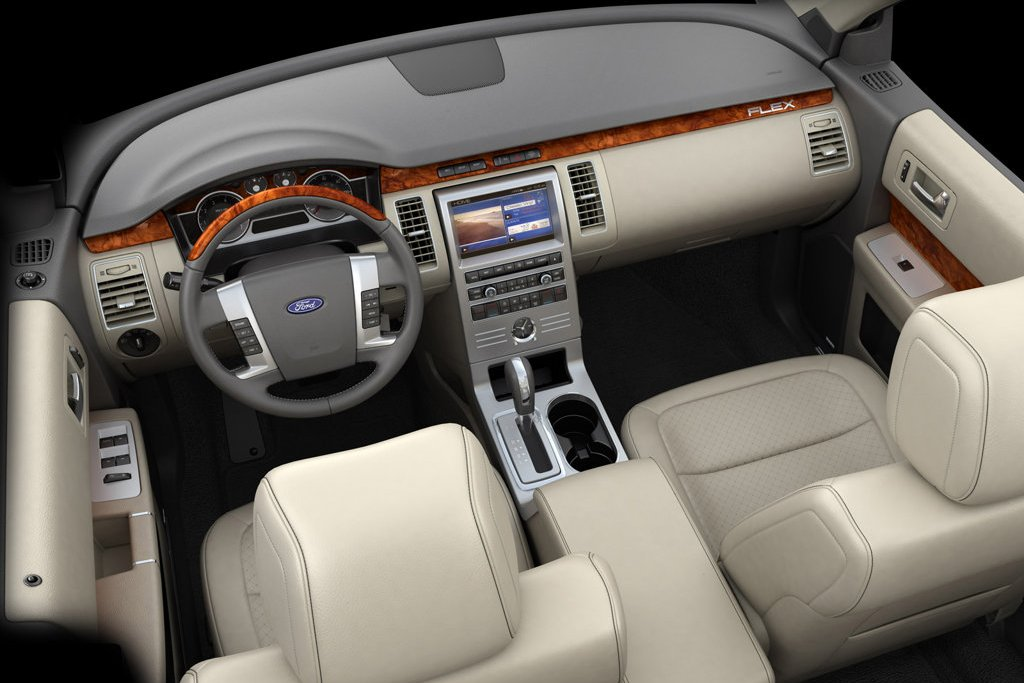 2011 Ford Flex Review Specs Pictures Price Amp Mpg Testing