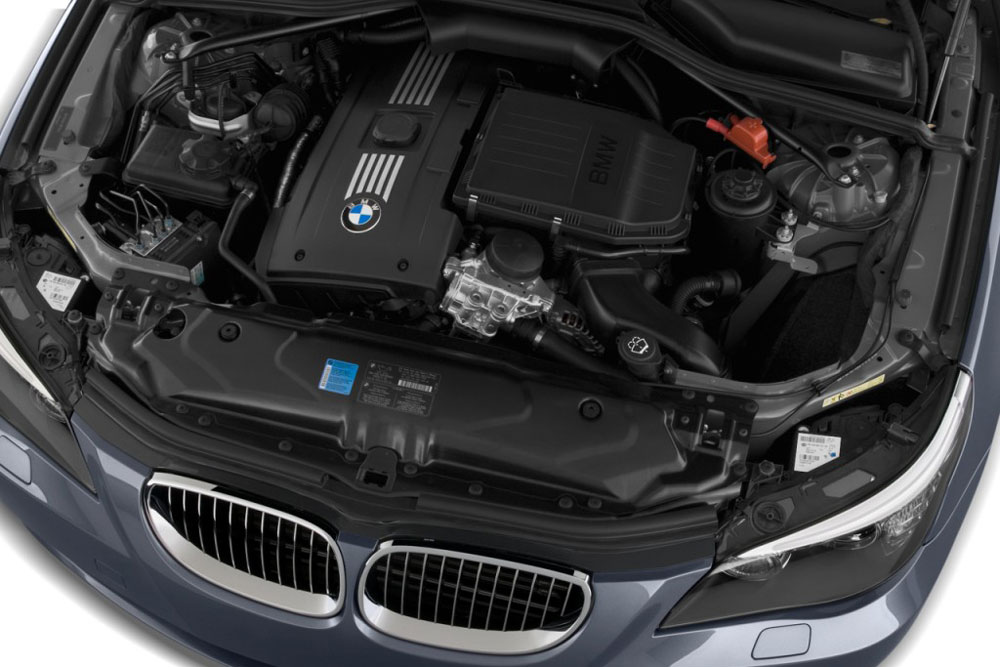Bmw 5 series engine specs