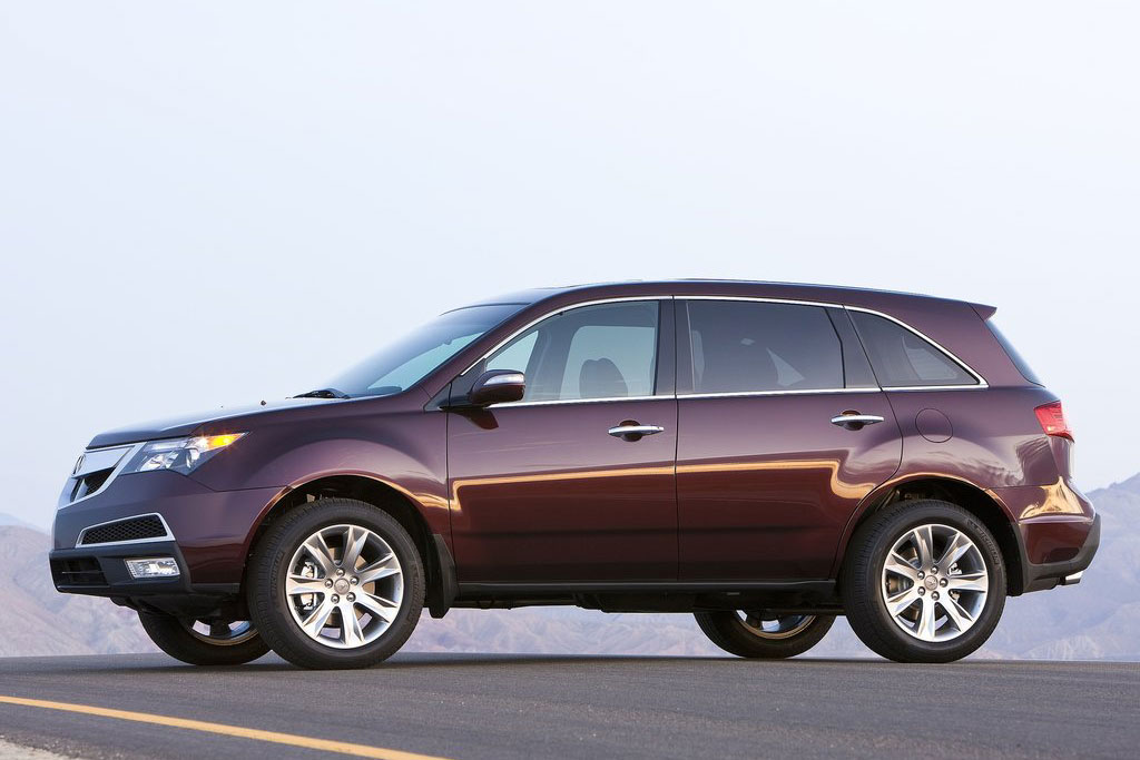 2011 acura mdx review specs pictures price mpg. Black Bedroom Furniture Sets. Home Design Ideas