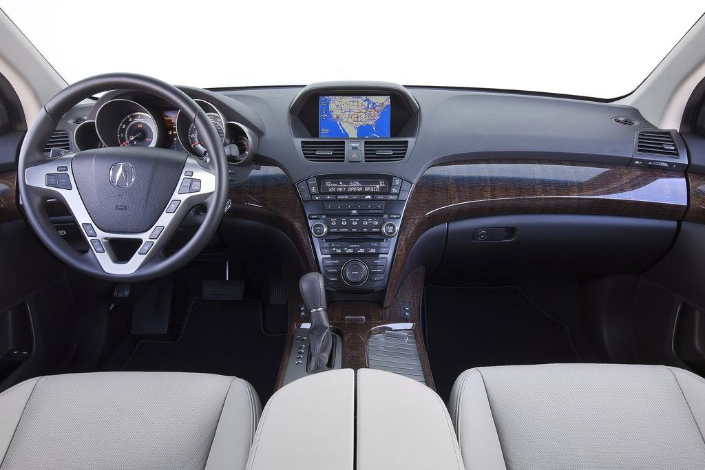 2011 Acura MDX Review, Specs, Pictures, Price & MPG