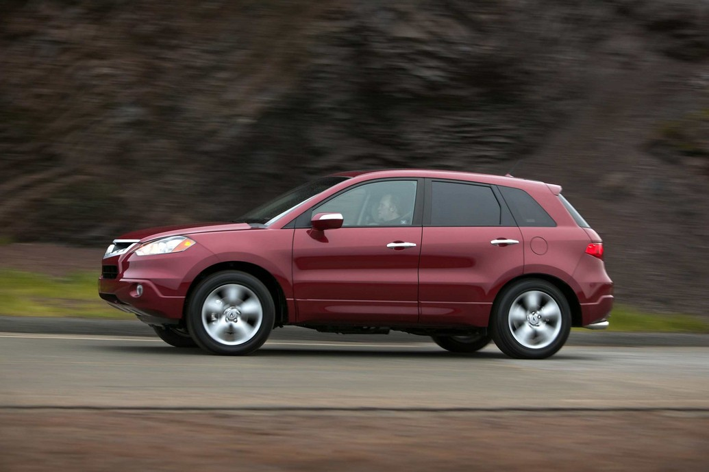 2011 acura rdx review specs pictures price mpg. Black Bedroom Furniture Sets. Home Design Ideas