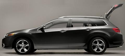 2011 Acura  on 2011 Acura Tsx Sport Wagon Blk Side Studio 480