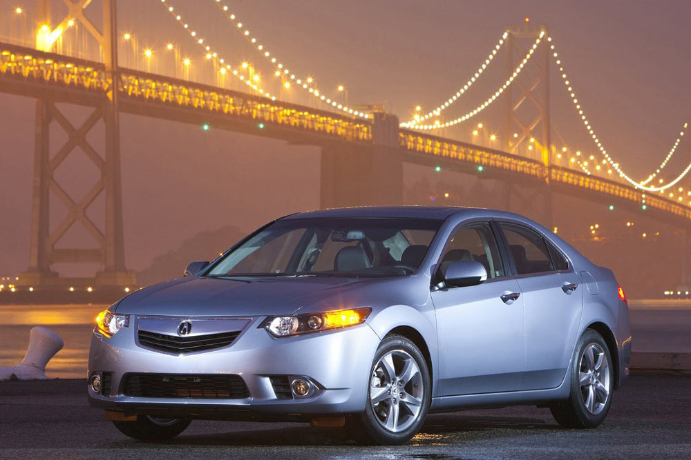 2011 acura tsx review specs pictures price mpg. Black Bedroom Furniture Sets. Home Design Ideas