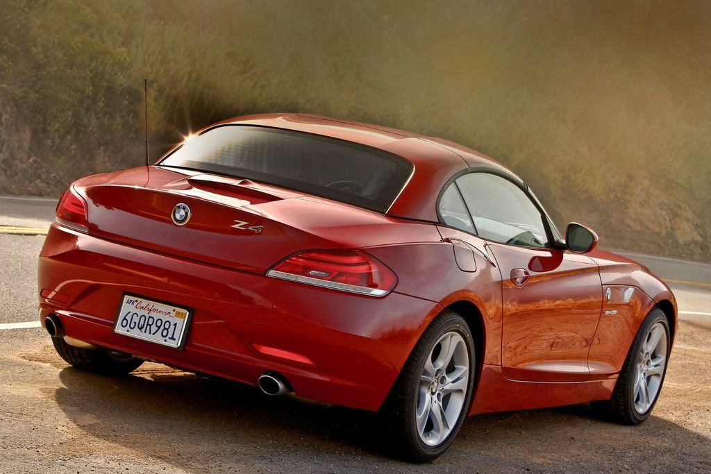 2011 BMW Z4 Review, Specs, Pictures, Price & MPG