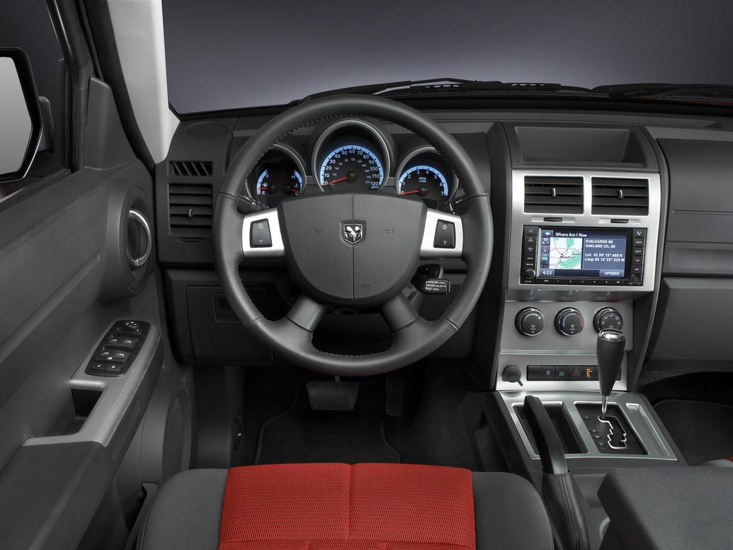 2011 dodge nitro price mpg review specs pictures for Interieur 2015
