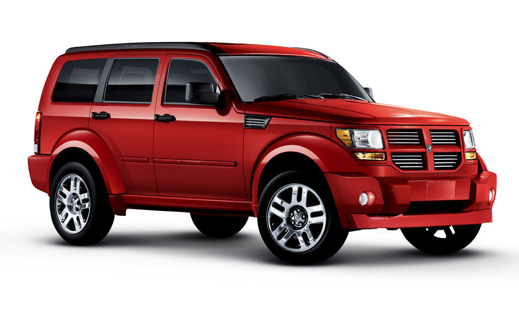 2011 Dodge Nitro Price MPG Review Specs &