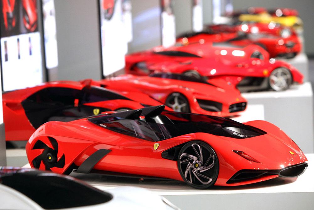 The Coolest Ferrari Car In The World