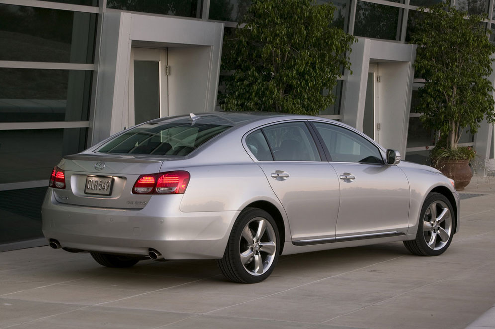 2011 lexus gs price mpg review specs pictures. Black Bedroom Furniture Sets. Home Design Ideas