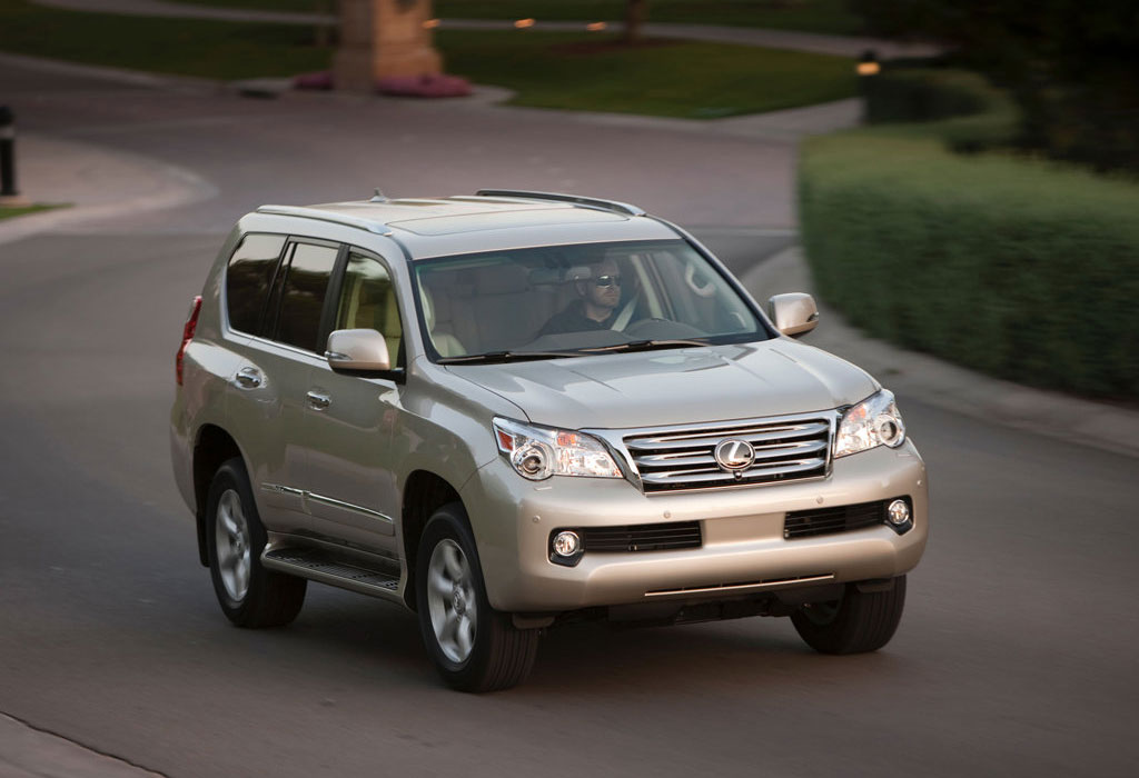 2011 lexus gx 460 price mpg review specs pictures. Black Bedroom Furniture Sets. Home Design Ideas