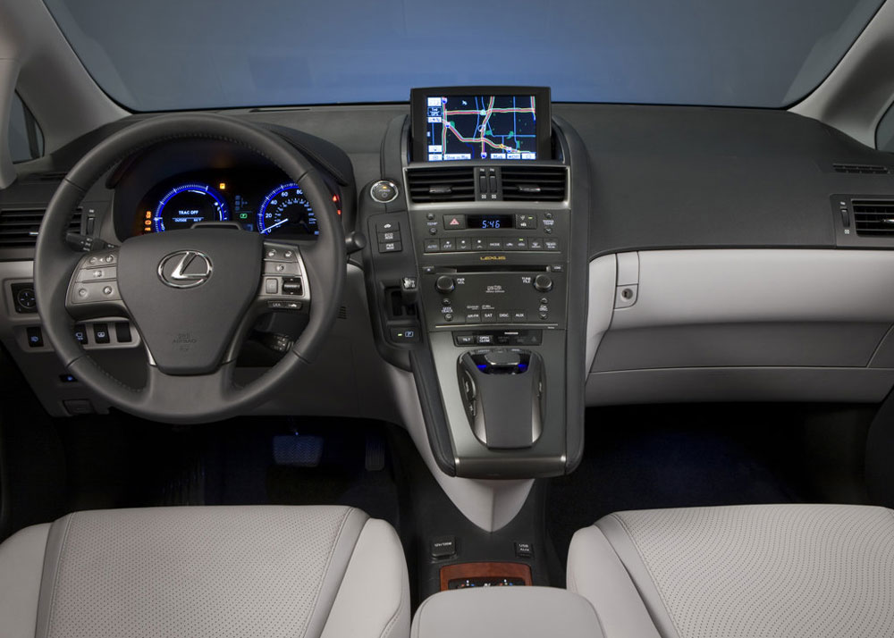 2011 Lexus Hs 250h Price Mpg Review Specs Amp Pictures
