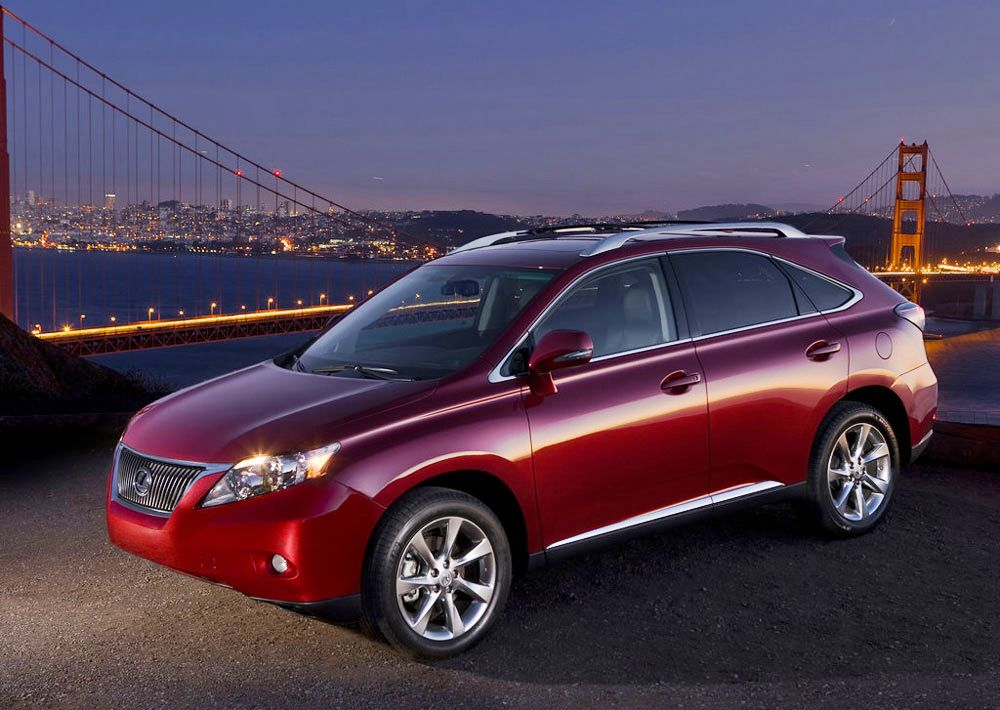 2011 lexus rx 350 price mpg review specs pictures. Black Bedroom Furniture Sets. Home Design Ideas