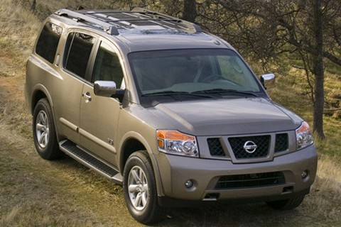 2011 nissan armada price mpg review specs pictures. Black Bedroom Furniture Sets. Home Design Ideas