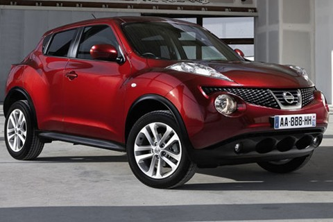 2011 Nissan Juke Price MPG Review Specs  Pictures