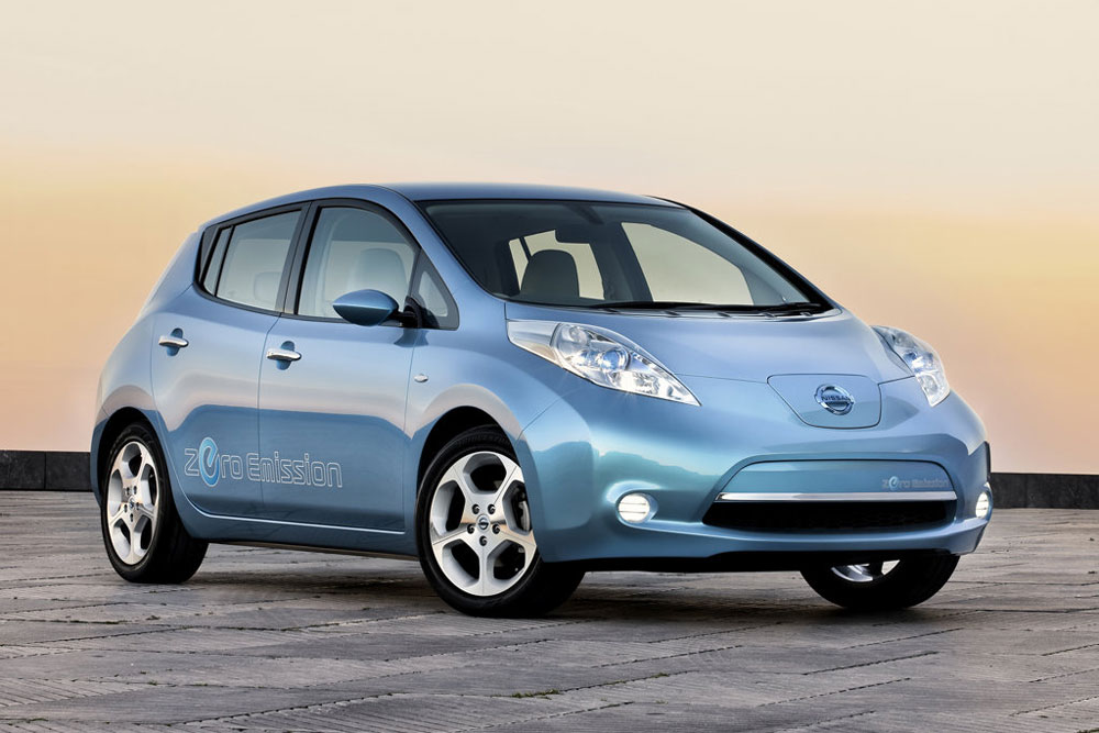 2011 nissan leaf price mpg review specs pictures. Black Bedroom Furniture Sets. Home Design Ideas