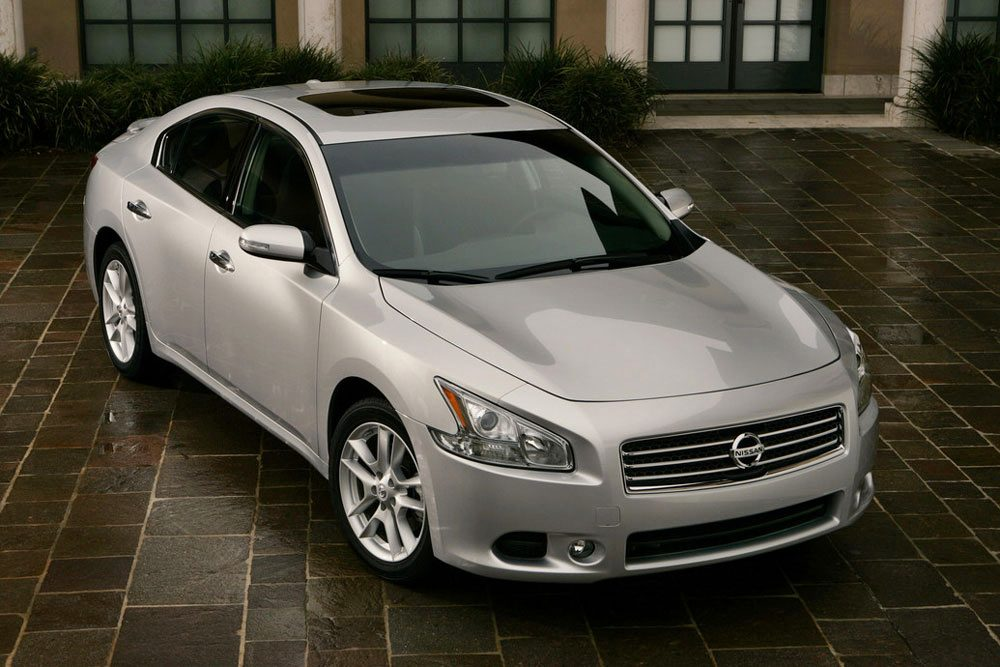 2011 nissan maxima price mpg review specs pictures. Black Bedroom Furniture Sets. Home Design Ideas