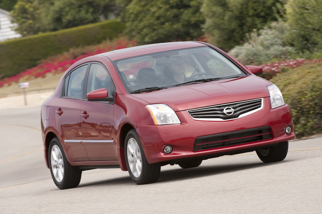 2011 nissan sentra price mpg review specs pictures. Black Bedroom Furniture Sets. Home Design Ideas