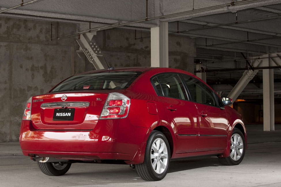 2011 Nissan Sentra Price Mpg Review Specs Amp Pictures