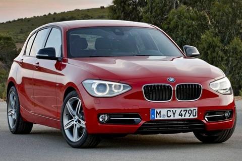 BMW Series Review Specs Pictures Price MPG - Bmw 1 series 3 door price