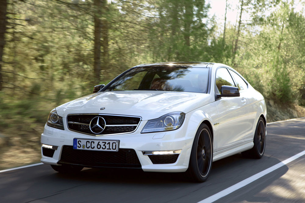 2012 mercedes-benz c 63 amg coupe review, specs & pictures