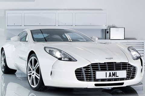 Aston Martin One-77 Engine Specs