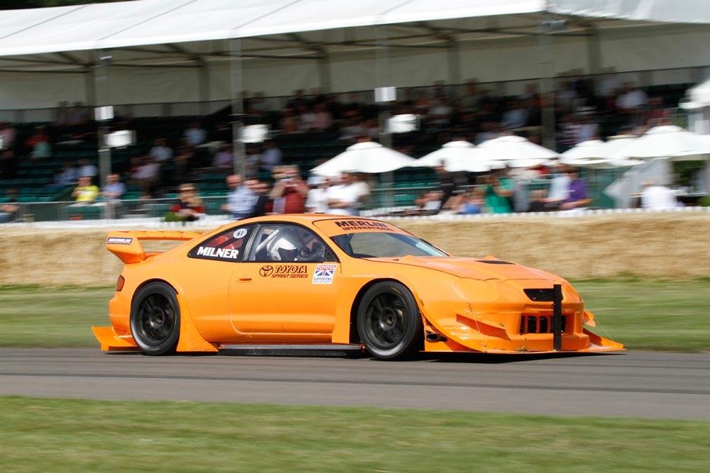 Toyota Celica Racecar by Jonny Milner Motorsport Review & Pictures