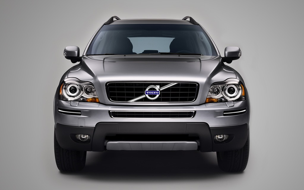 2011 volvo xc90 review specs pictures price mpg. Black Bedroom Furniture Sets. Home Design Ideas