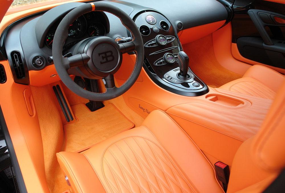 2011 Bugatti Veyron Super Sport Sang Noir Specs Price  Pictures