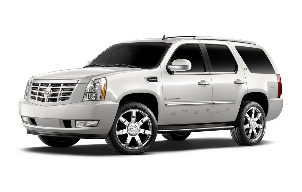 2011 Cadillac Escalade Hybrid Price Mpg Review Specs Pictures