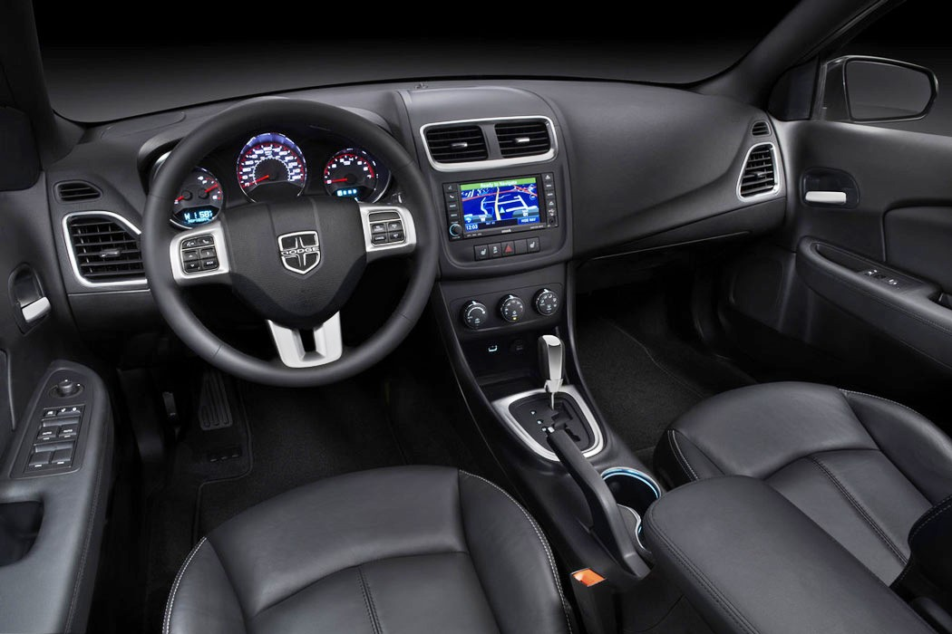 2011 Dodge Avenger Price Mpg Review Specs Amp Pictures