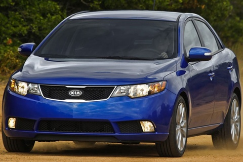 2011 kia forte price mpg review specs pictures. Black Bedroom Furniture Sets. Home Design Ideas