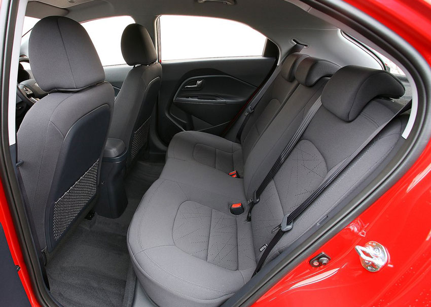 2011 Kia Rio Price Mpg Review Specs Amp Pictures