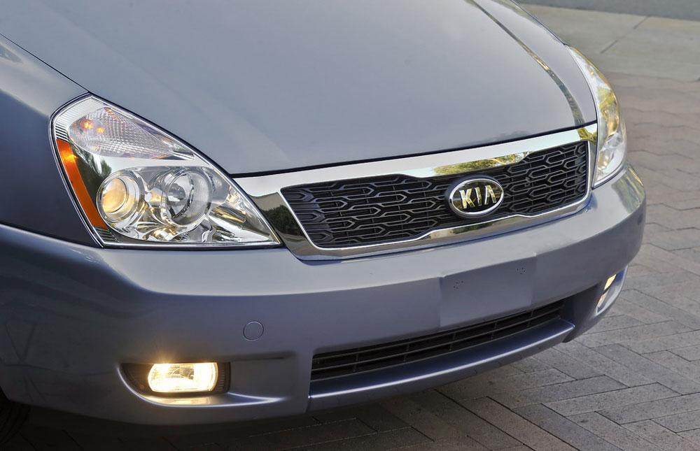 2011 Kia Sedona Price Mpg Review Specs Amp Pictures