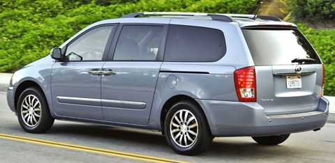2011 kia sedona price mpg review specs pictures. Black Bedroom Furniture Sets. Home Design Ideas