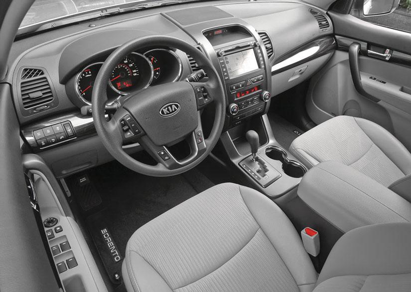 2011 Kia Sorento Price Mpg Review Specs Amp Pictures