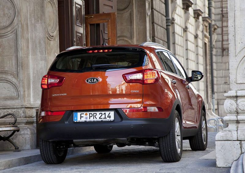kia sportage price mpg review specs pictures