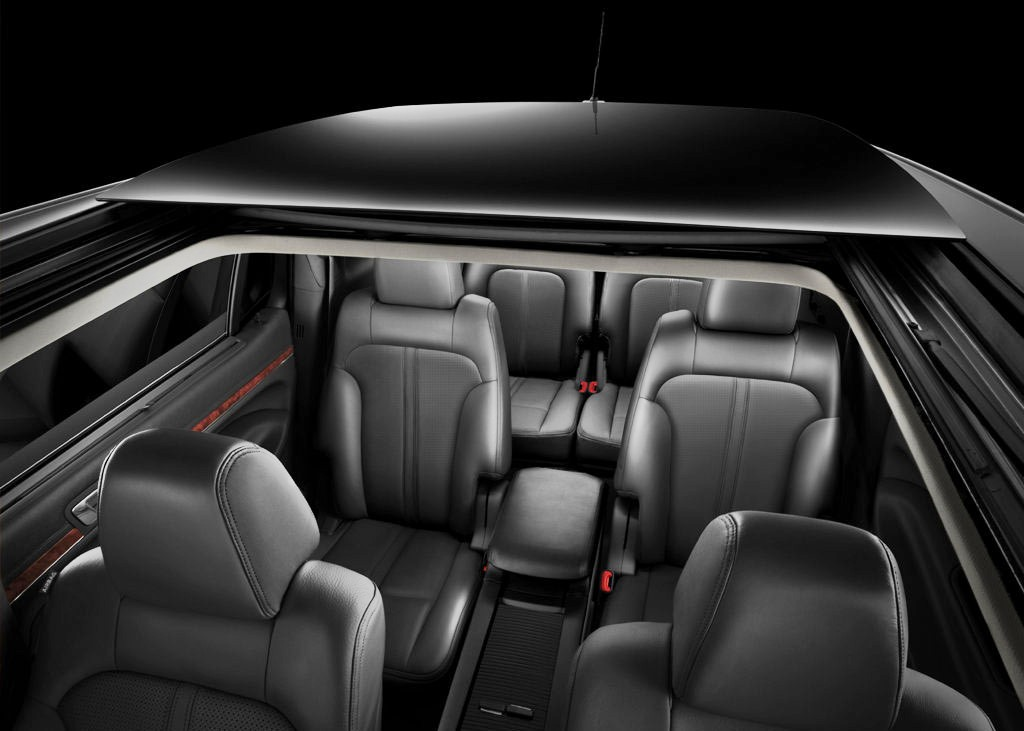 2011 Lincoln Mkt Suv Price Mpg Review Specs Amp Pictures