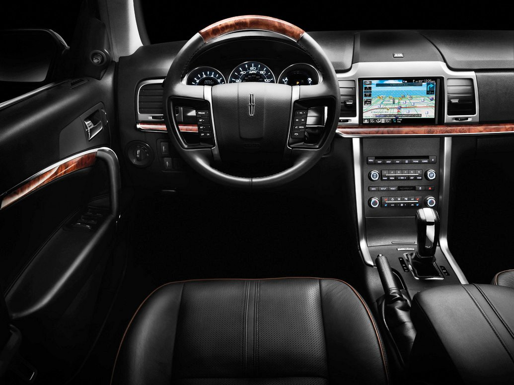 2011 Lincoln Mkz Price Mpg Review Specs Amp Pictures