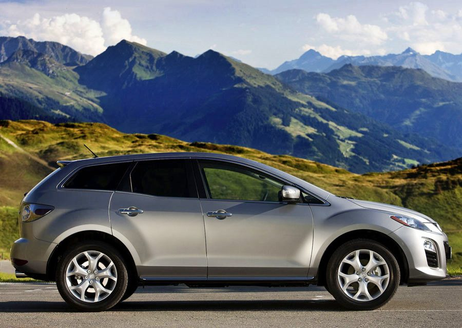 2011 mazda cx 7 price mpg review specs pictures. Black Bedroom Furniture Sets. Home Design Ideas