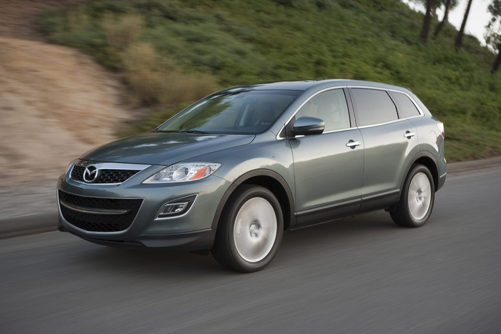 2011 mazda cx 9 price mpg review specs pictures. Black Bedroom Furniture Sets. Home Design Ideas