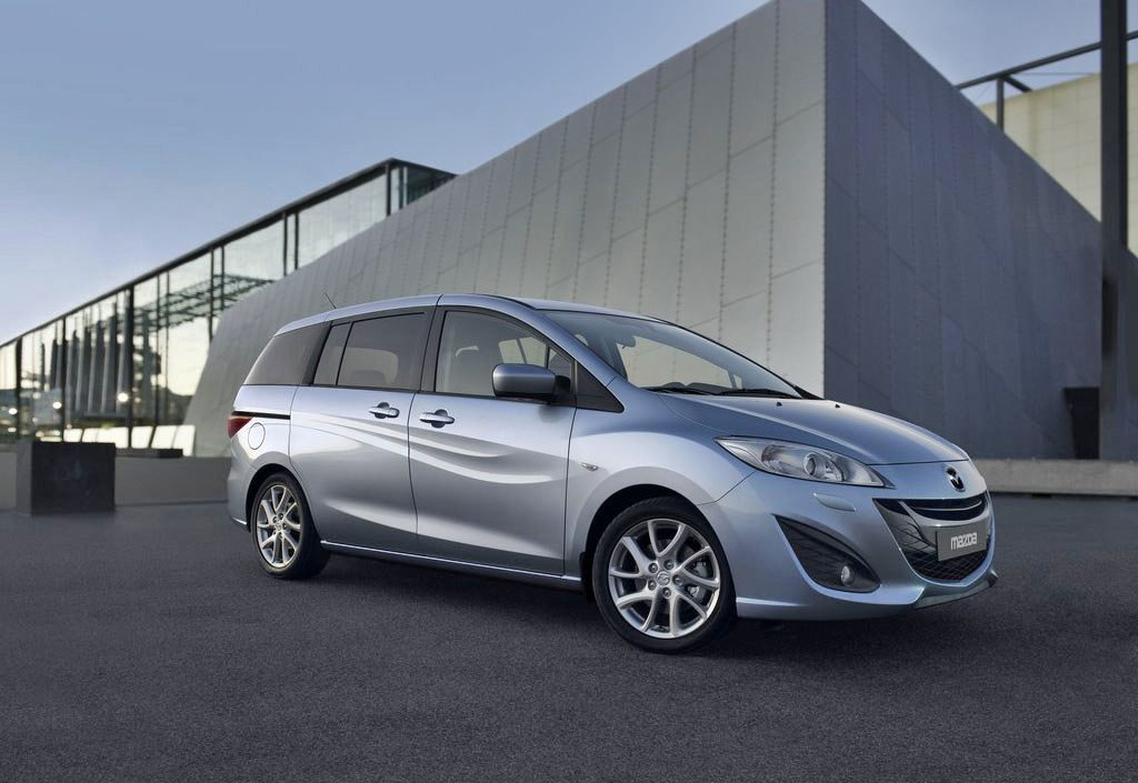 2012 mazda5 specifications