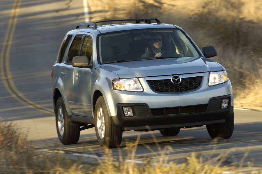 2011 mazda tribute price mpg review specs pictures. Black Bedroom Furniture Sets. Home Design Ideas