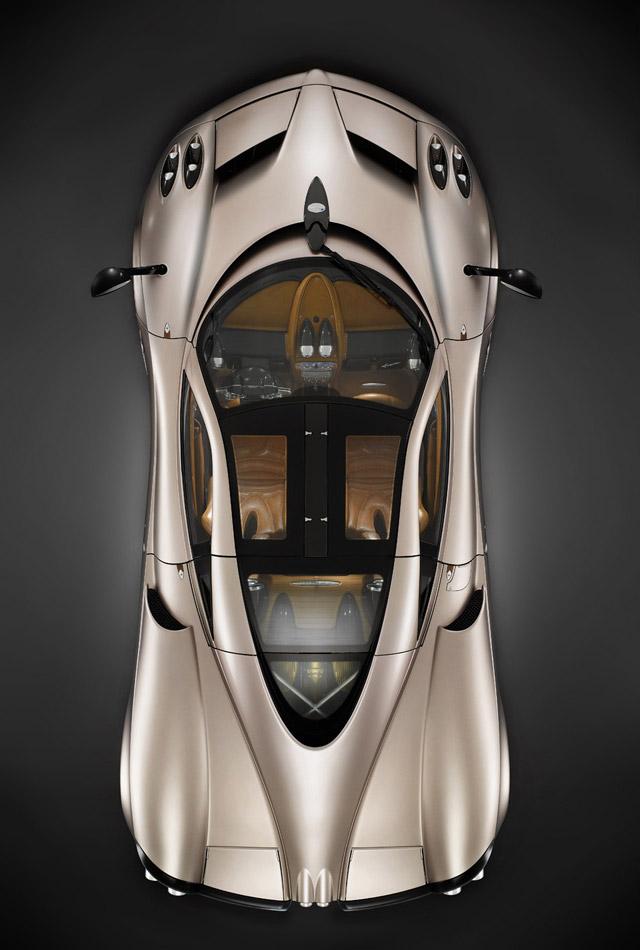 World Of Cars And Games: 2011 Pagani Huayra