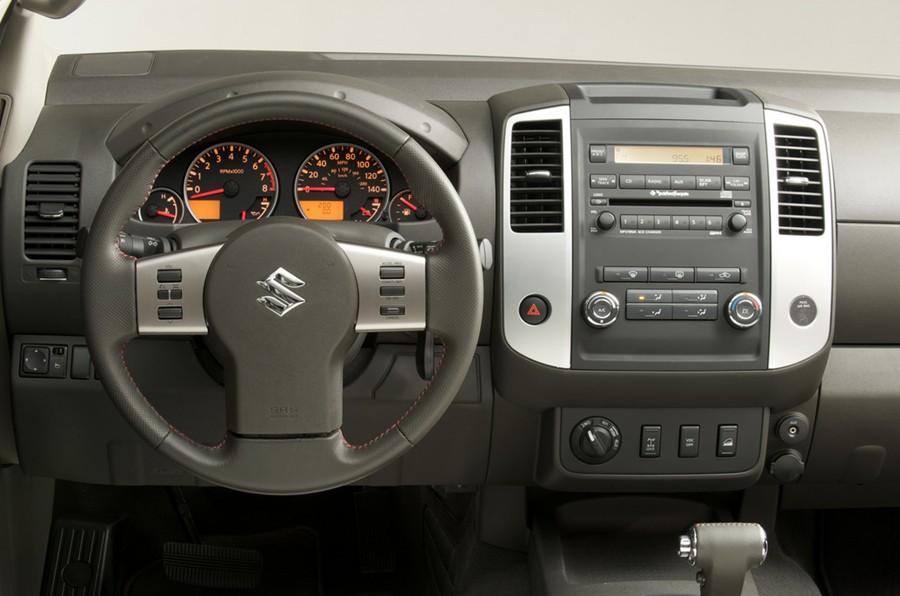 2011 Suzuki Equator Price Mpg Review Specs Amp Pictures