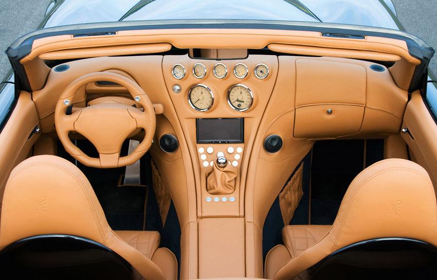 Monsters On Wheels D Wiesmann Roadster Mf4