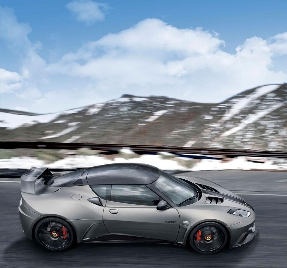 2011 Lotus Evora GTE Road Car Concept Review, Specs & Pictures