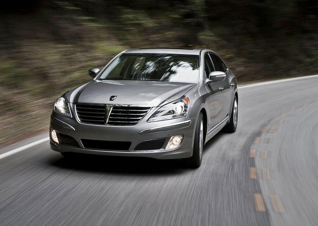 2011 Hyundai Equus Price Mpg Review Specs Amp Pictures