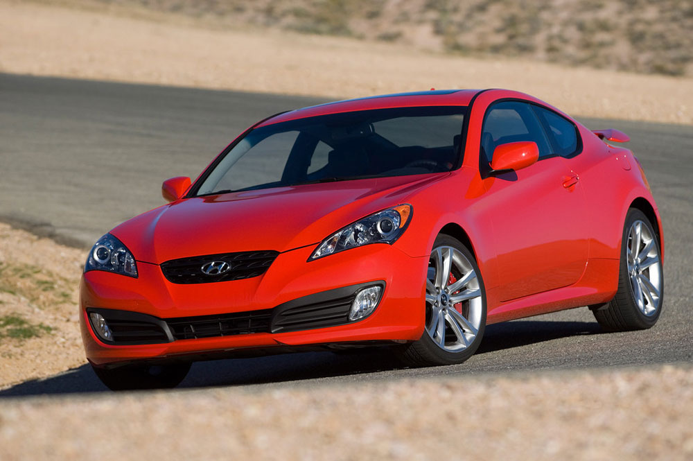 2011 Hyundai Genesis Coupe Price Mpg Review Specs