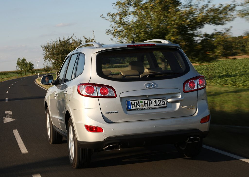 2011 Hyundai Santa Fe Price Mpg Review Specs Amp Pictures